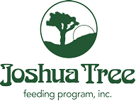 Joshua Tree Feeding Program logo