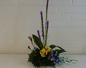 Cogratulations Floral Arrangement from Men Of Charlie's